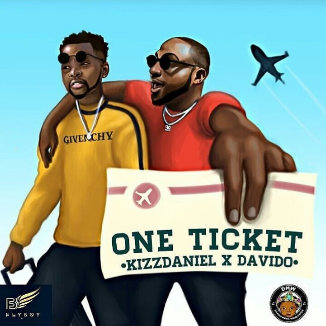 Kizz_Daniel_ft._Davido_-_One_Ticket
