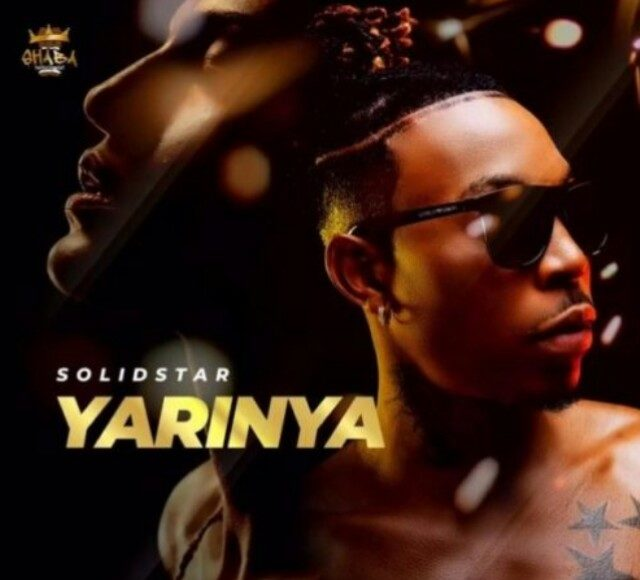 Solidstar-Yarinya(Lyrics)