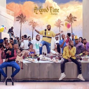 Davido-A-Good-Time-Album